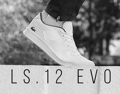 Lacoste on Behance Lacoste Shoes, Training Sneakers, My Portfolio, Behance, Footwear, Evo, Design, Fashion, Moda