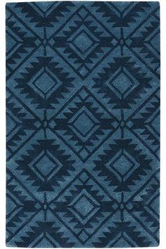 Nomad Area Rug - Wool Blend Rugs - Blended Wool Rugs - Contemporary Rugs…