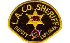 Los Angeles County Sheriff's Office Explorer patch