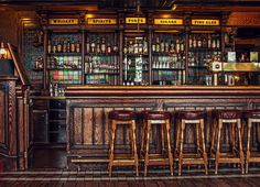 Irish Pub - The Dubliner//Copthorne Hotel Hannover by FotoInc on DeviantArt