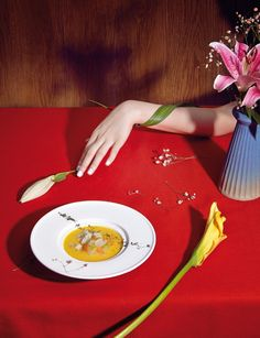 Matthieu Belin, editor Wang Lin, prop stylists Wang Lin & Dai Cheng