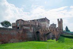Soncino, Cremona Italy Rocca Sforzesca