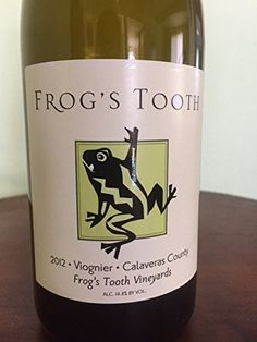 2014 Frogs Tooth Calaveras County Viognier 750ml -- Find out more about the great product at the image link.