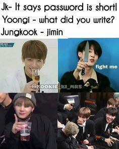 Bts Memes Hilarious, Bts Funny Videos, Bts Bangtan Boy, Bts Taehyung, Jimin, Bts Theory, Army Memes, Bts Qoutes, Bts Facts