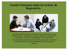Cuando funcionan mejor las tácticas de Negociación. Memes, Teamwork, Get Well Soon, Tips, Meme