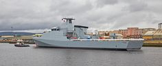 'HMS Forth' passing Braehead - 21 August 2016 Military, Boat, Ship, River, Navy, Gallery, Photography, Image, Hale Navy