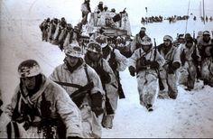 Fallschirmjägers sur le front russe. Pin by Paolo Marzioli