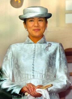 Le 23 décembre, l'empereur du japon a fêté ses 80 ans.
