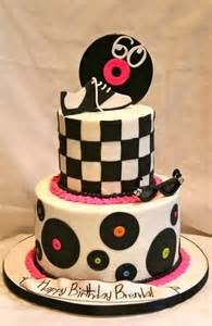 1950s Themed Birthday Cake - Yahoo Image Search results