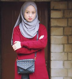 Likes, 212 Comments – Gita Savitri Devi ( on … – Graffiti World New Outfits, Casual Outfits, Fashion Outfits, Womens Fashion, Hijab Fashion Inspiration, Style Inspiration, Girl Hijab, Ootd Hijab, Hijab Tutorial