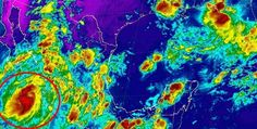 "#Nacional  BCS emite alerta naranja por tormenta tropical ""Javier"""