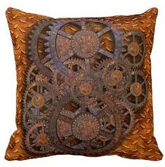 Decorating theme bedrooms - Maries Manor: Steampunk decorating