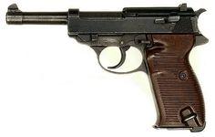 WALTHER P38 Best handguns ever made Find our speedloader now!  http://www.amazon.com/shops/raeind