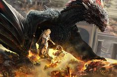Cartoons And Heroes — imthenic: Game of Thrones fanart by Ertaç...