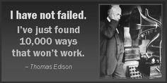trabajo y despues exito