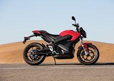 Zero SR 2017 Electric Urban Motorcycle Review Price