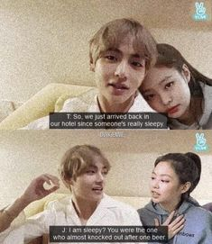I think it's funny that Taehyung isn't alcohol tolerant. Kim Taehyung Funny, Bts Taehyung, Bts Girl, Bts Boys, Blackpink Photos, Bts Pictures, Best Friend Quotes Funny, Funny Quotes, Blackpink Memes