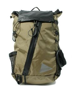 And Wander 30L backpack Beige