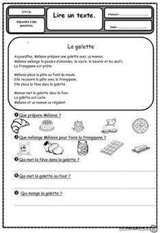 French Videos For Kids Schools How To Learn French At Home Product French Language Lessons, French Language Learning, French Lessons, Read In French, Learn French, French Teaching Resources, Teaching French, French Worksheets, French Grammar