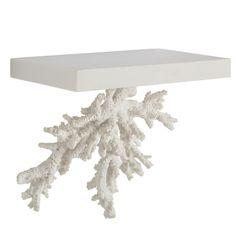 "42 Floating Coral Shelf - Australian Dimensions: 8""w x 7.5""h"