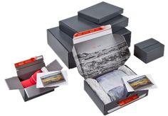 Versandverpackungen im edlen Design - Dinkhauser Kartonagen Ecommerce, Corporate Design, Neutral, Recycling, Magazine Rack, Usb Flash Drive, Packaging, Outdoor, Storage
