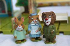 Richard Scarry Toys