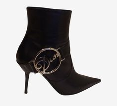 Dior Black Boot