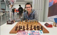 Sérgio Rocha e André Sousa brilham na terceira ronda do Open de Portugal de Xadrez Sol