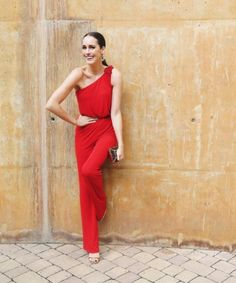 Spotted! Louise Roe wearing a Gaia and looking more than fabulous! | #YYGaia #trechich