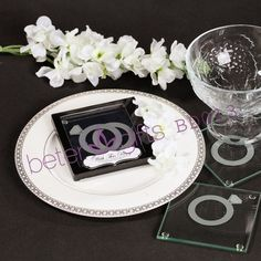 Wedding Ring Coaster Hot Sale BETER-BD013 Wholesale Wedding Favours, Birthday Party Favors