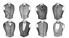 victorian men suit