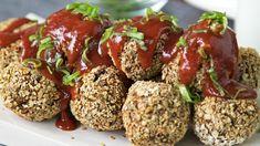 Gluten Free Recipes, Vegetarian Recipes, Healthy Recipes, Brunch, Albondigas, Cook At Home, Arabic Food, Baked Potato, Carne