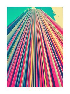 Lines Art Print - Limited Edition by Lucrecia | Minted