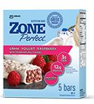ZonePerfect Raspberry Greek Yogurt Nutrition Bars | Protein Bars.  I recieved this complimentary to test and review from @Influenster #GoodVoxBox