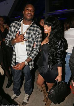 'I haven't had this much fun in years!' Minaj has also been inseparable from her 'friend' ...