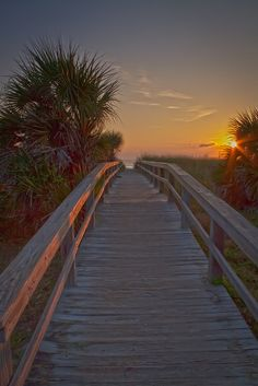 Sunrise on Cocoa Beach | Flickr - Photo Sharing! ***If an affordable beach vacation, offering the best of sun and fun, is what you're looking for, Cocoa Beach and the Space Coast of Florida is the place to come. Start planning to do so right now on CocoaBeach.Com!