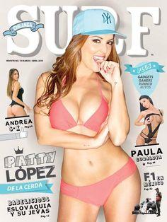 Patty López de la Cerda  Chilanga Surf