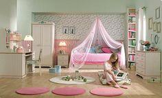 Franciska Beautiful World: Inspiration for children's rooms - girl
