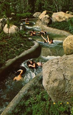 River Country>>> why did they close it ?!? It looks so fun ! You don't see this kind of watermarks now a days