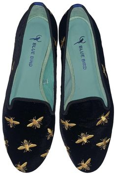 Bird Shoes, Loafer Flats, Loafers, Black Bee, Shoe Box, Blue Bird, Brazil, Fashion Accessories, Luxury Fashion