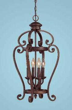 Foyer/Hall Lanterns-Open Frame