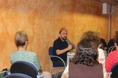 10-04-2014 Encuentro con Enrique Redel, director de la Editorial Impedimenta.
