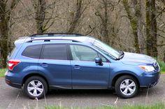 Subaru Forester wins Motor Trend 2014 Sport/Utility of the Year, Again   Subaru Dealer Newmarket