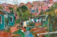 Bob Dylan expõe pinturas inspiradas em viagens ao Brasil