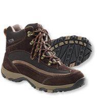 Men's Bean's Waterproof Snow Sneakers, Tie-Closure Mid-Cut