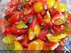 Salada de tomate Salat - Portugal