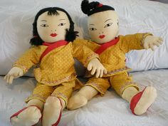 SM Chinese dolls by katiewhatcanudo, via Flickr