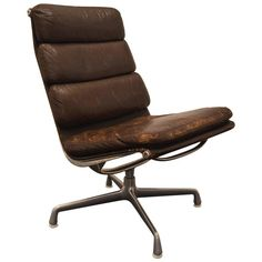 Original Desk Chair Designed by Eames for Herman Miller | From a unique collection of antique and modern chairs at https://www.1stdibs.com/furniture/seating/chairs/