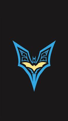 Super Batman Logo #iPhoneWallpaper