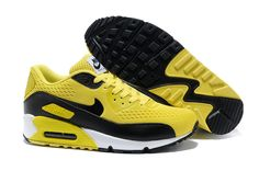 Nike Air Max 90 Mens yellow black